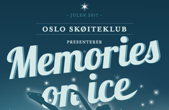 Juleshow 2017: Memories on Ice