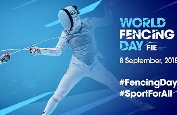 WORLD FENCING DAY 2018
