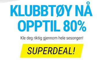 Superdeals på HOC teamtøy hos Bikeshop.no
