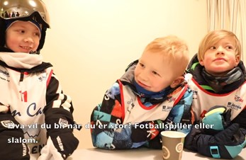 Freidig Rekruttering video U10