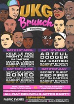 UKG Brunch with Kele le roc (Live), Mighty Moe, Ma