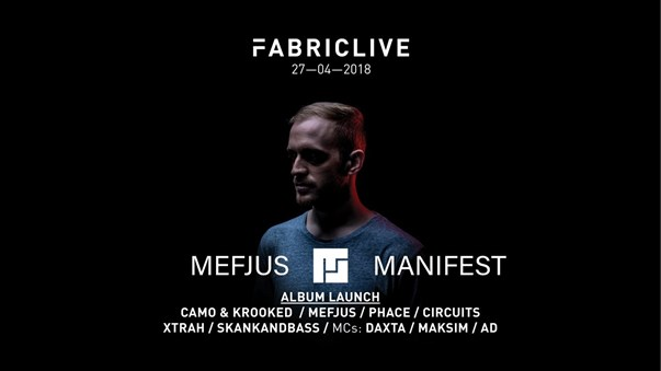 FABRICLIVE: Mefjus
