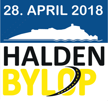 Halden Byløp 28. April 2018