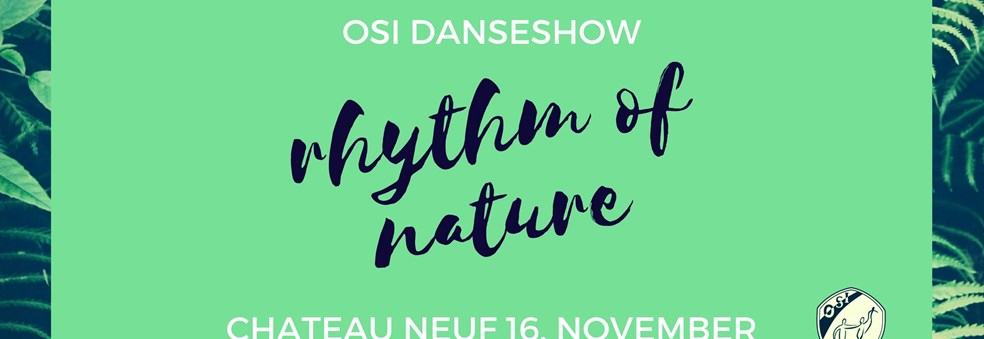 OSI Danseshow: Rhythm of Nature