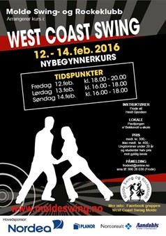 Kurs West Coast Swing nyb.