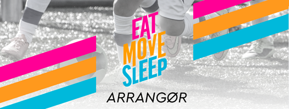 EAT-MOVE-SLEEP foredrag - onsdag 07.11