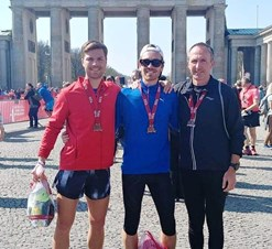 Berlin halvmaraton 7. april 2019