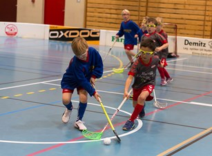 Innebandy starter opp 18. september