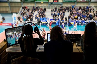 Påmelding til dugnad under VolleyUka