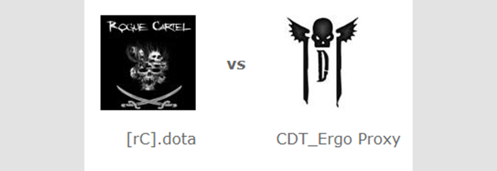 DGL: CDT_Ergo Proxy versus Rouge Cartel