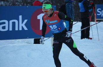 Chrisander debuterer i World Cup