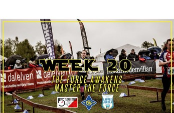Info and Trainings - uke 20 | Jukola preparation – The force awakens