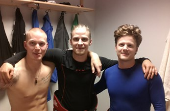 Supertrio klar for A-laget!