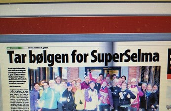 Tar bølgen for Super Selma