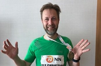 Rotterdam maraton og Brighton maraton 9. april 2017