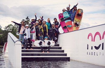 Vel overstått NordicWakeGirls -The Gathering 2017