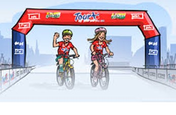 Tour of Norway for Kids i Grimstad