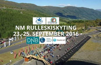 NM Rulleskiskyting 2016