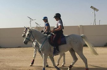 Dream Team Endurance i Dubai