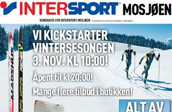 Klubbkveld på Intersport