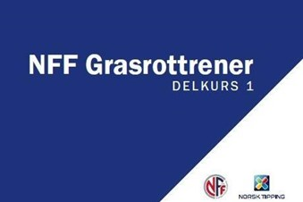 Grasrottrener1-kurs i Ottestad, start 28. august