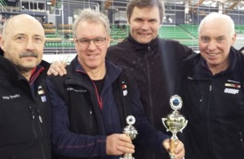 Vant Viking Cup for fjerde gang