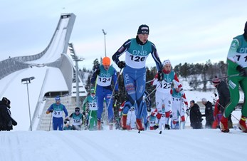 BSK tidelt junior-NM i sprint