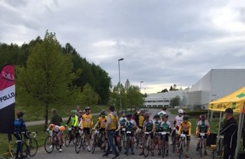 Oslo Landeveiscup, rittdatoer 2017