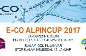E-CO ALPINCUP 2017