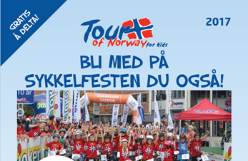 Tour of Norway for kids 22. juni