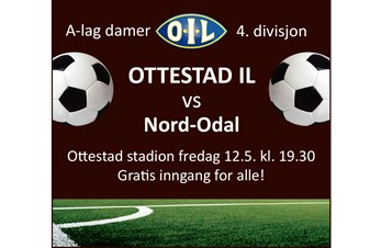Ottestad A damer vs Nord-Odal