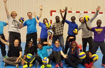 Inviterer til trenerkurs i volleyball
