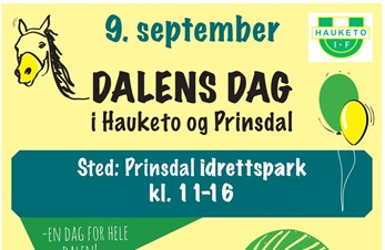Dalens Dag 9. september