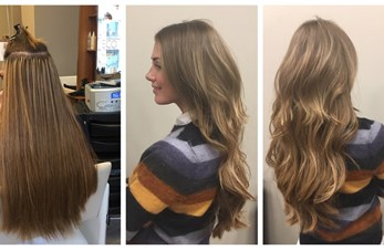 Tone Damli - Great Lengths Extensions Makeover