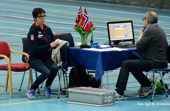 KM og indoor games i Stangehallen