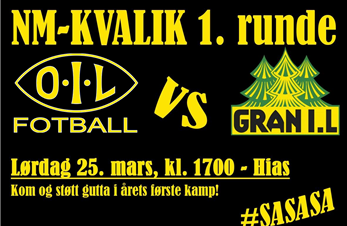 Klare for NM-kvalik mot Gran