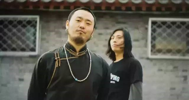 INNER MONGOLIAN THROAT SINGING MEETS GRUNGE