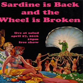 Sardine is Back and the Wheel is Broken