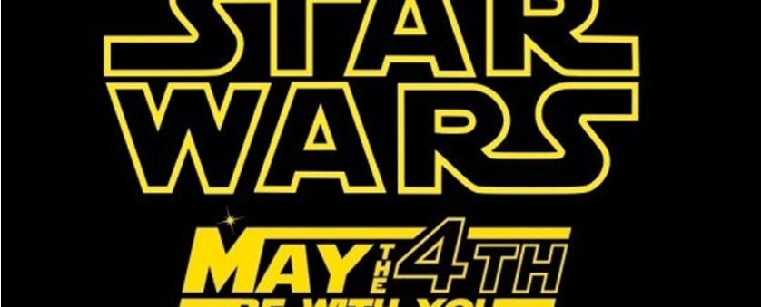 STAR WARS DAY EXTRAVAGANZA!