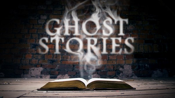 Let's talk about ghosts!