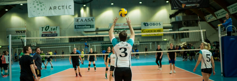 Mix volleyballturnering