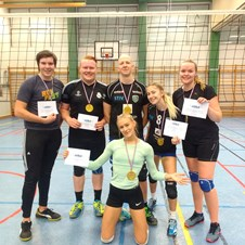 Volleyball turnering under VEKA
