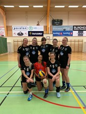 Sesongen endte med seier for dame laget! Season ended with a victory for the Ladies Teams!