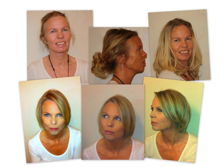 Make-over by Adam og Eva Bergen