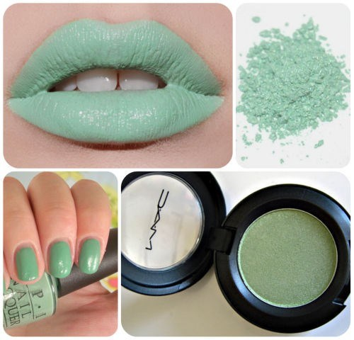Mint and Gold, not to old!