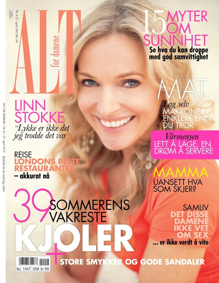 Alt For Damene / April 2012