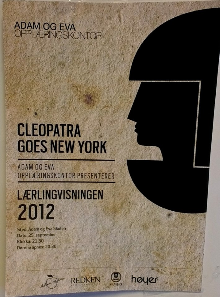 Cleopatra Goes New York