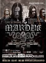 Dec. 4th 2010, Swedish Black Metal Warlords MARDUK