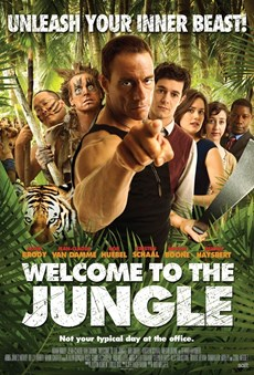 Welcome to the Jungle party will SDT