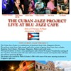 THE CUBAN JAZZ PROJECT LIVE @ BLU JAZZ CAFE